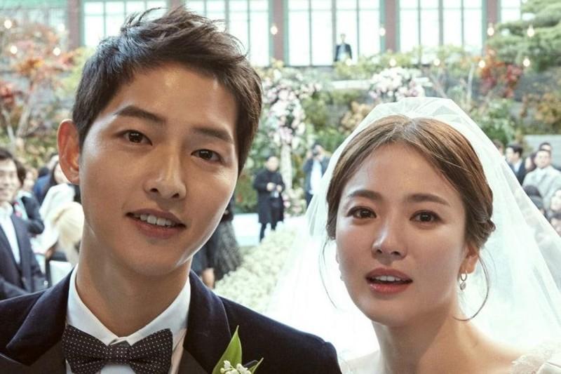 Song Joong Ki Và Song Hye Kyo ly hôn sau hai năm - ảnh 3