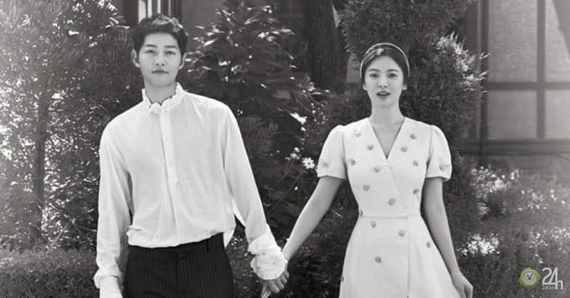 Song Joong Ki Và Song Hye Kyo ly hôn sau hai năm - ảnh 2