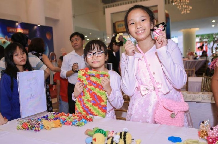 Chương trình khởi nghiệp đầu tiên cho trẻ em ở Việt Nam - ảnh 6