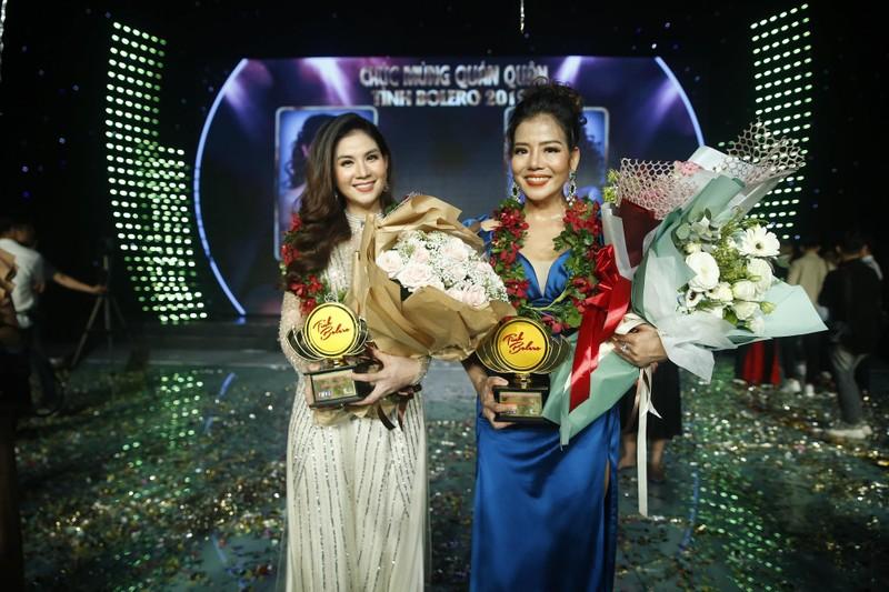 Kha Ly và Phạm Phương trở thành quán quân Tình Bolero 2019 - ảnh 4