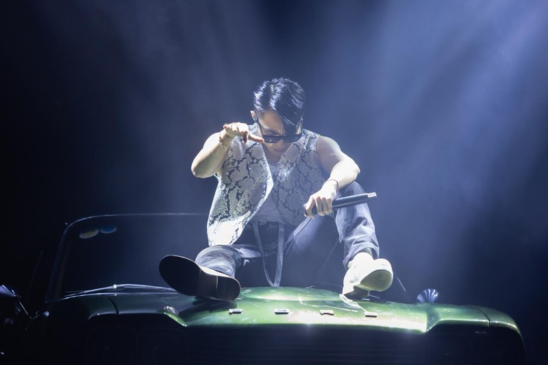 Sơn Tùng M-TP cần hỗ trợ oxy sau đêm diễn ở Đà Nẵng - ảnh 5