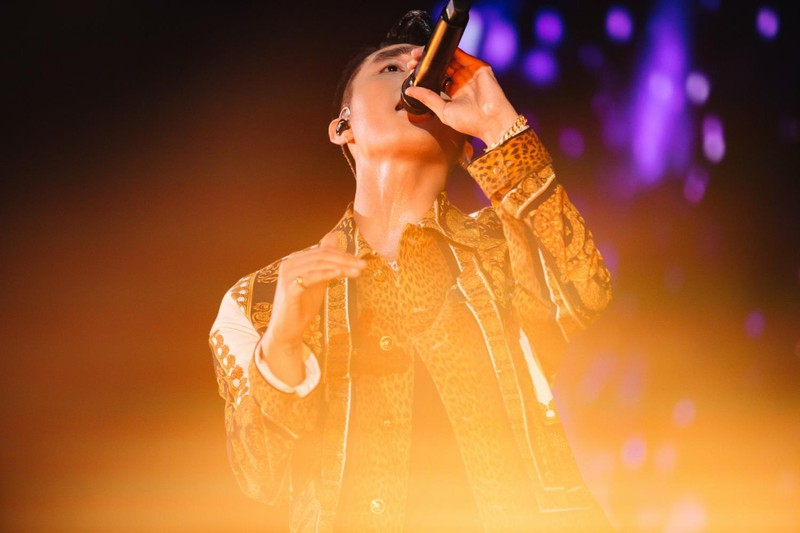 Sơn Tùng M-TP cần hỗ trợ oxy sau đêm diễn ở Đà Nẵng - ảnh 2