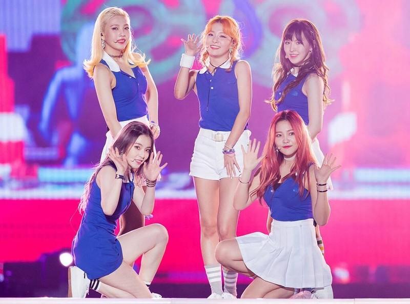 Red Velvet trở lại đường đua Kpop với sản phẩm âm nhạc mới - ảnh 1