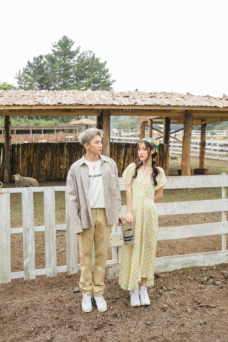 Kay Trần thả thính trước chiêu trò của Han Sara - ảnh 3