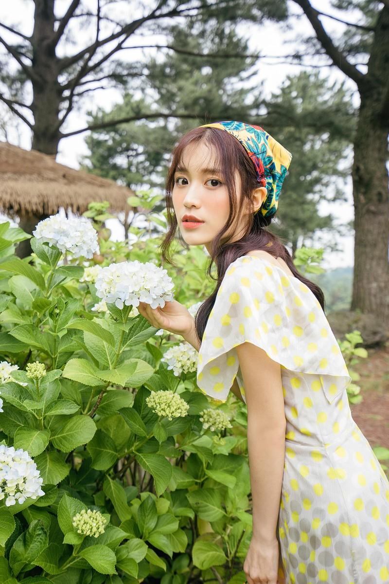 Kay Trần thả thính trước chiêu trò của Han Sara - ảnh 2