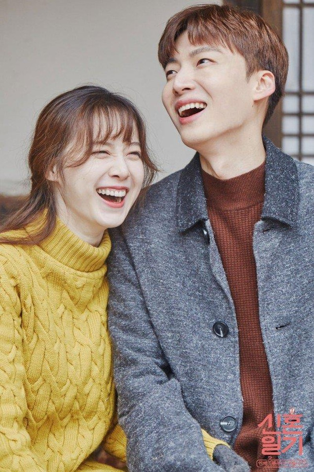 Goo Hye Sun tiết lộ Ahn Jae Hyun muốn ly hôn? - ảnh 1