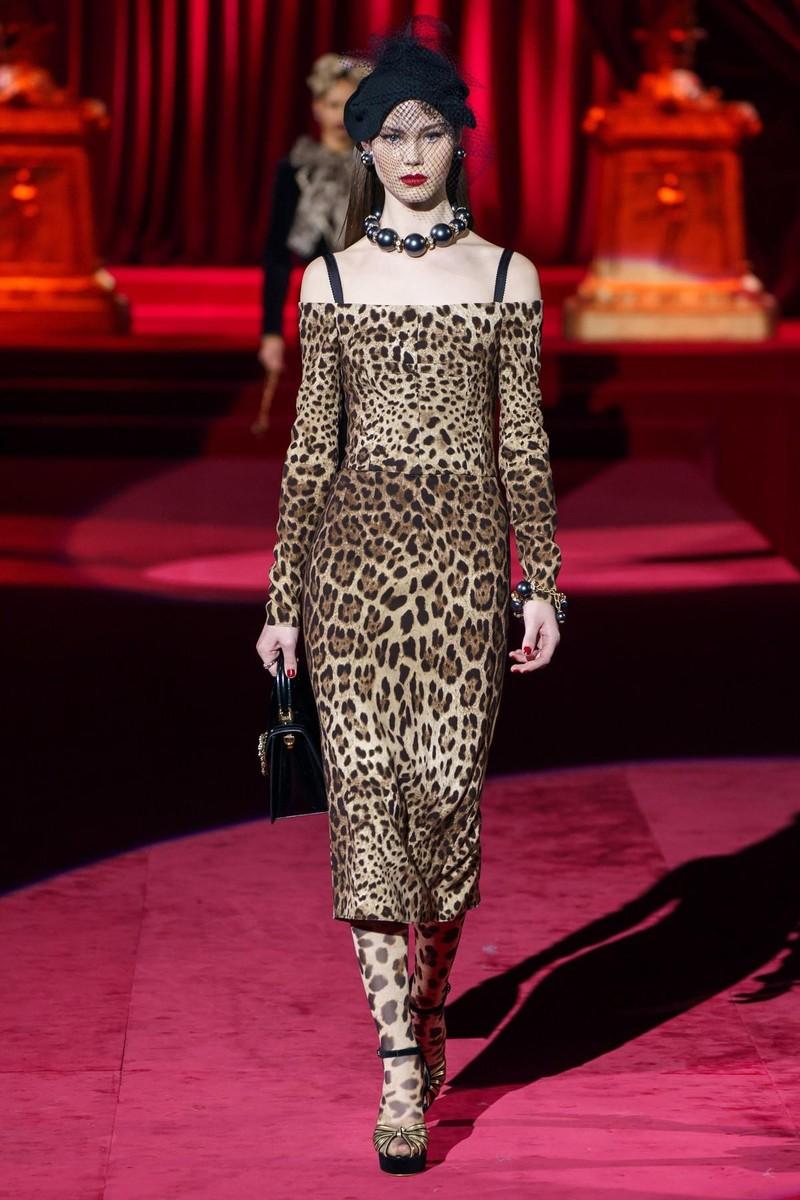 Bộ sưu tập Dolce & Gabbana tạo nên sự khác biệt từ khí chất - ảnh 10