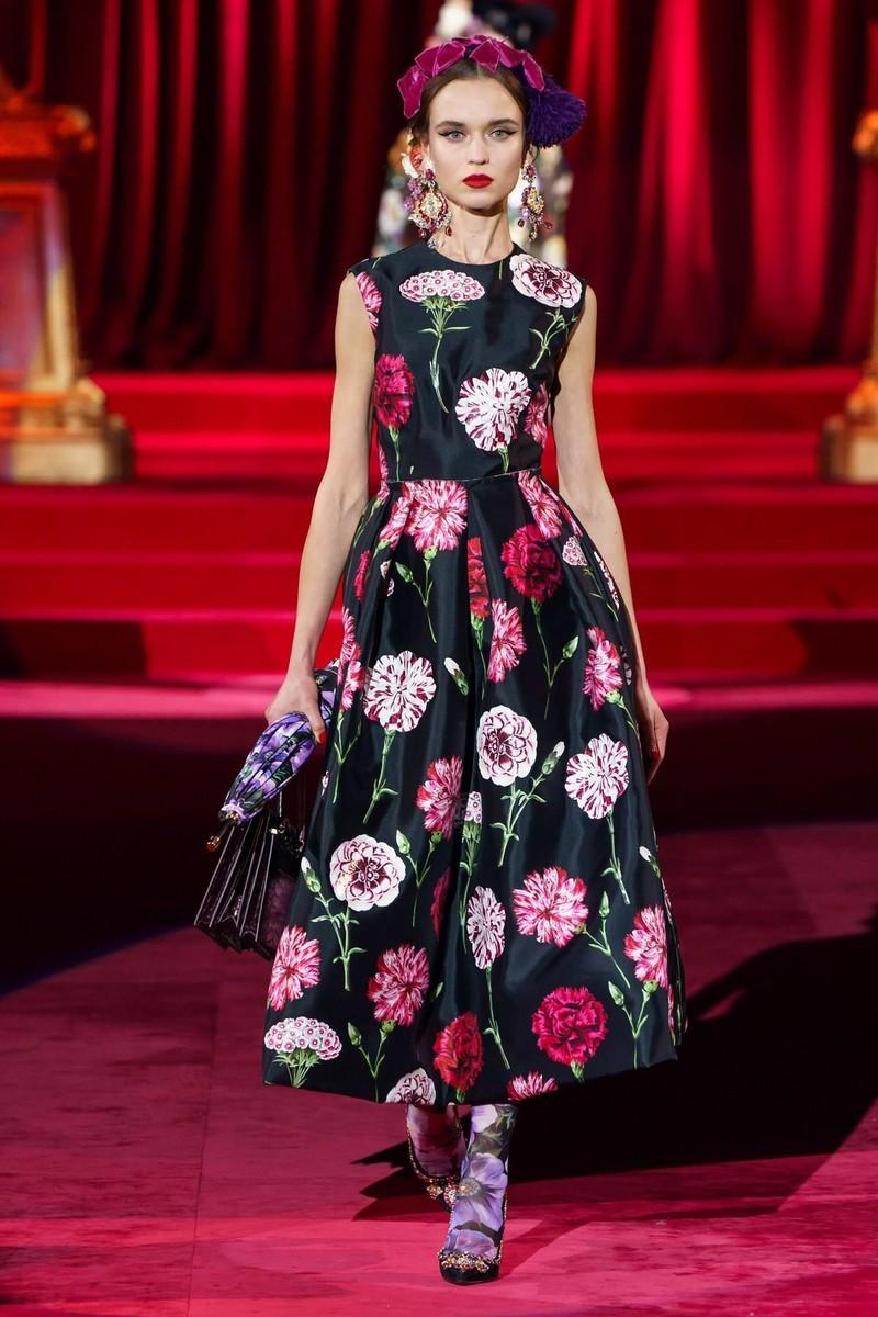 Bộ sưu tập Dolce & Gabbana tạo nên sự khác biệt từ khí chất - ảnh 3