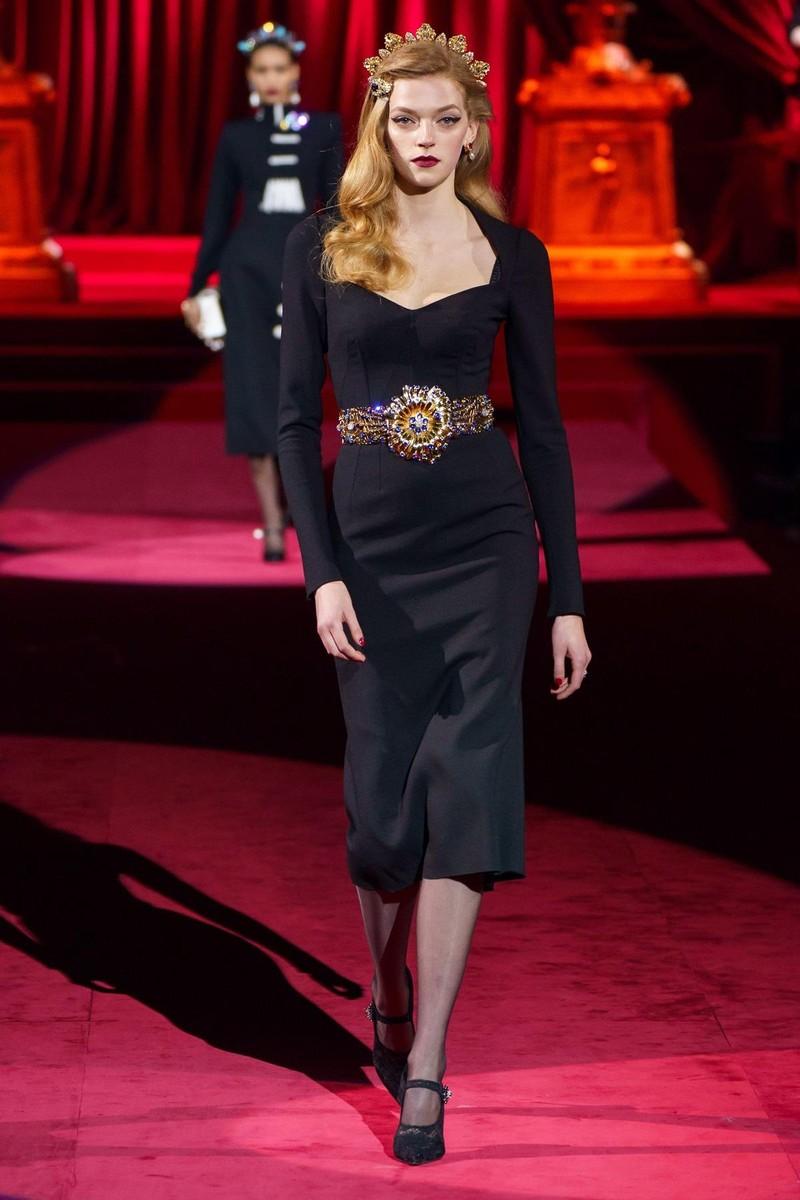 Bộ sưu tập Dolce & Gabbana tạo nên sự khác biệt từ khí chất - ảnh 4