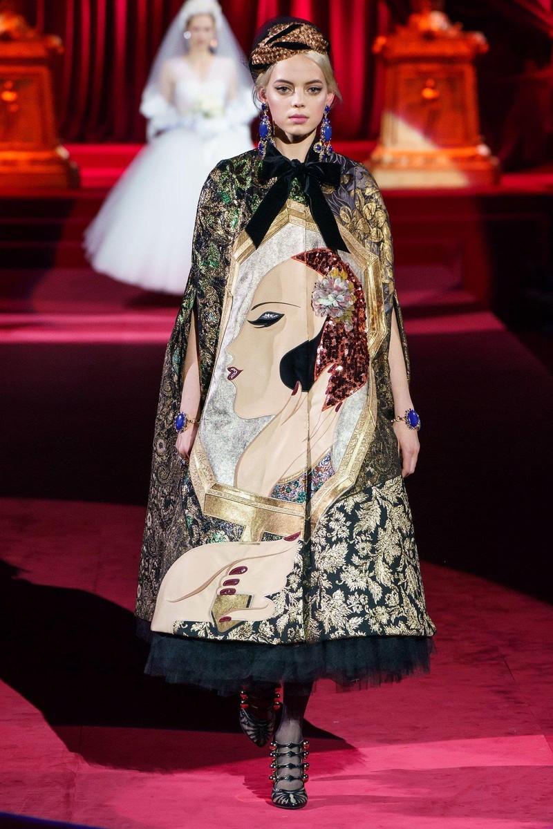 Bộ sưu tập Dolce & Gabbana tạo nên sự khác biệt từ khí chất - ảnh 5