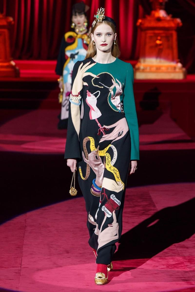 Bộ sưu tập Dolce & Gabbana tạo nên sự khác biệt từ khí chất - ảnh 6