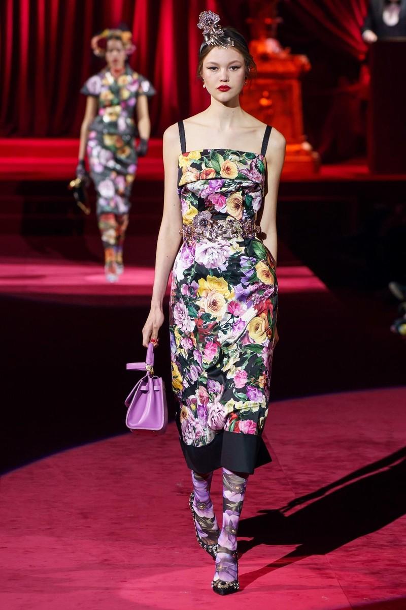 Bộ sưu tập Dolce & Gabbana tạo nên sự khác biệt từ khí chất - ảnh 7