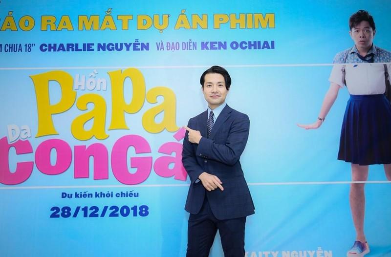 Đạo diễn Ken Ochiai mang dự án phim 'khủng' đến Việt Nam - ảnh 4