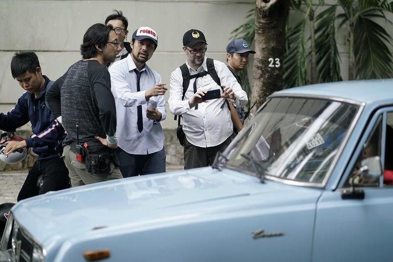 Đạo diễn Ken Ochiai mang dự án phim 'khủng' đến Việt Nam - ảnh 3