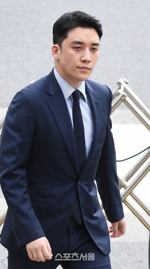 Seungri đến đồn cảnh sát để thẩm vấn về đánh bạc ở nước ngoài - ảnh 2