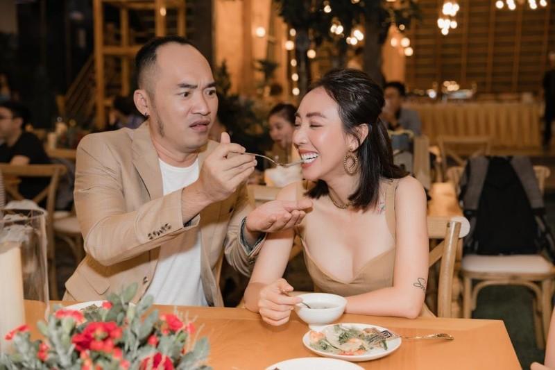 Thu Trang, Tiến Luật khiến ai cũng ghen tỵ vì quá tình cảm - ảnh 3