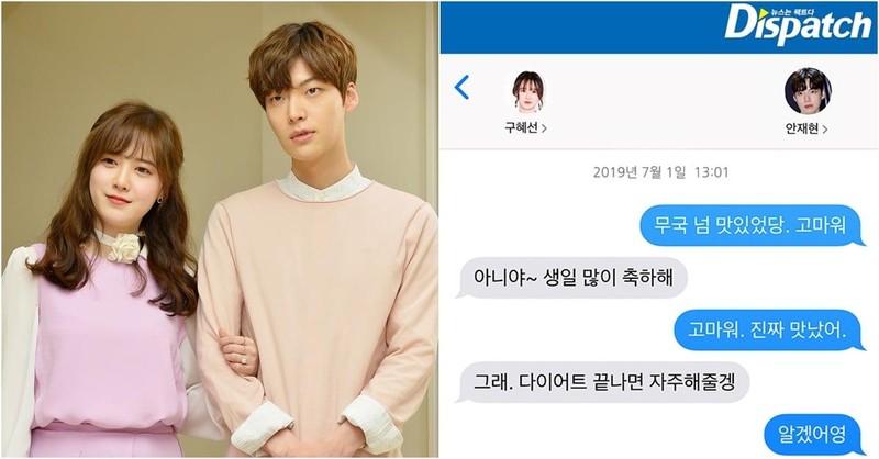 Goo Hye Sun tiết lộ lý do ly hôn vì Ahn Jae Hyu ngoại tình - ảnh 2