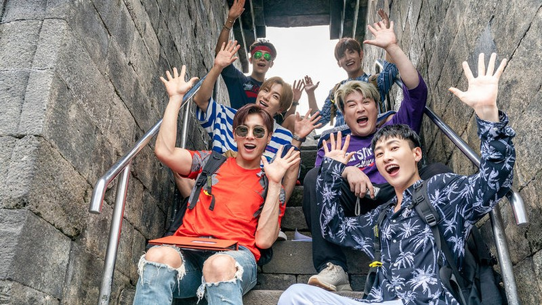 Hành trình du lịch của DBSK và Super Junior sắp công chiếu - ảnh 2