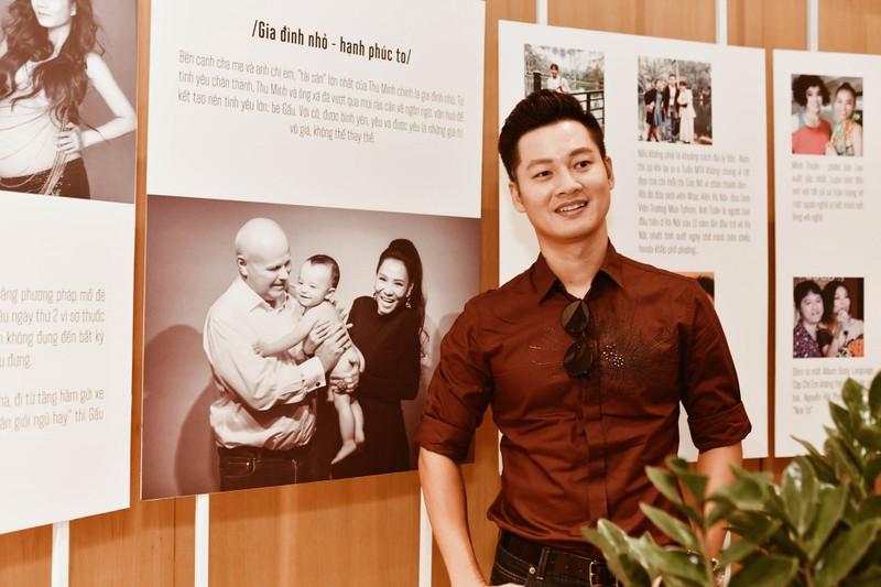 Thu Minh đón sinh nhật viên mãn - ảnh 3