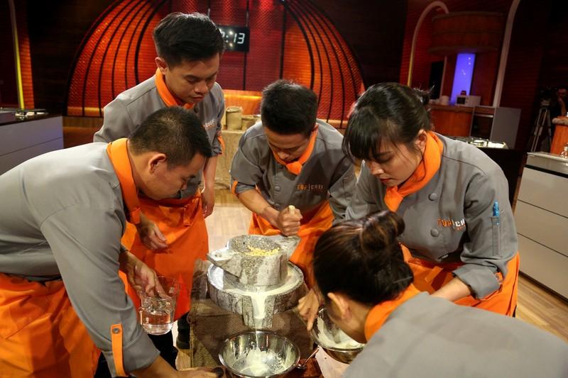 Việt Hương đại náo Top chef Việt Nam với đề thi khó nhằn - ảnh 2