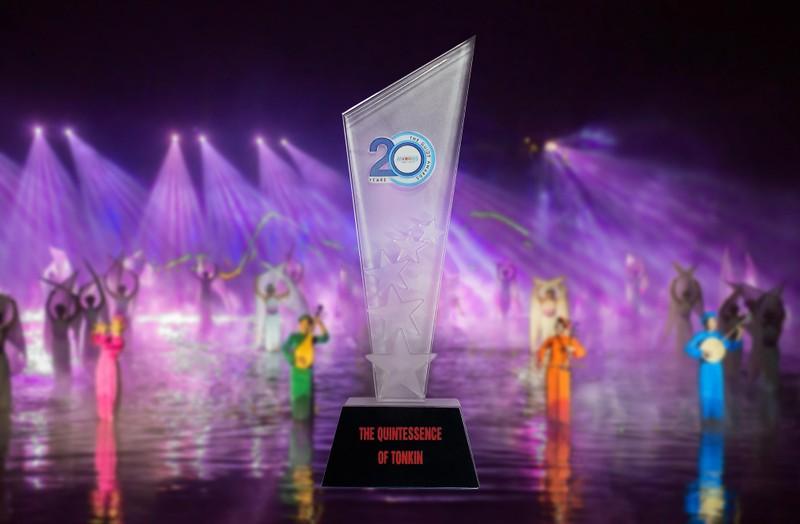Tinh hoa Bắc bộ nhận giải thưởng sau 2 năm công diễn - ảnh 3
