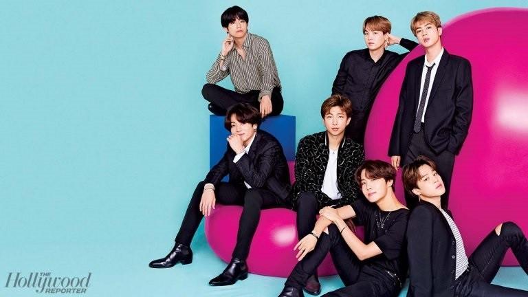BTS được vinh danh trong bức thư cảm ơn từ chính phủ - ảnh 1