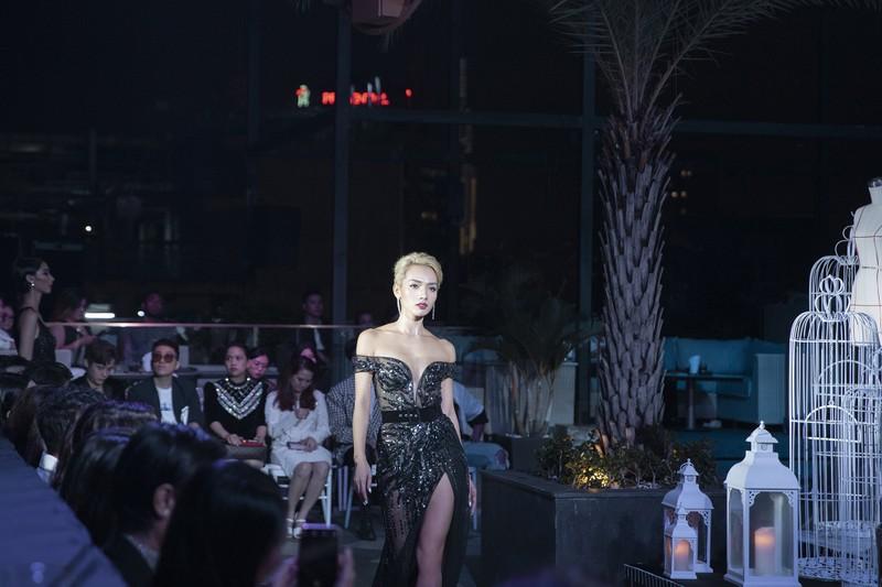 Dàn sao khủng xuất hiện trong show thời trang của Tuấn Trần - ảnh 3