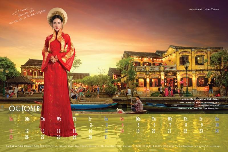 Ngắm 12 mỹ nhân Việt lên lịch 2020 gây quỹ từ thiện - ảnh 10