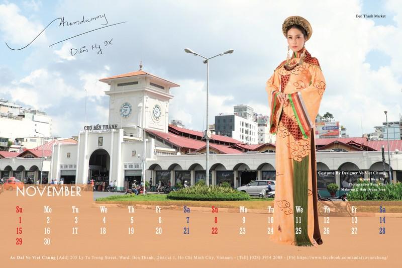 Ngắm 12 mỹ nhân Việt lên lịch 2020 gây quỹ từ thiện - ảnh 11