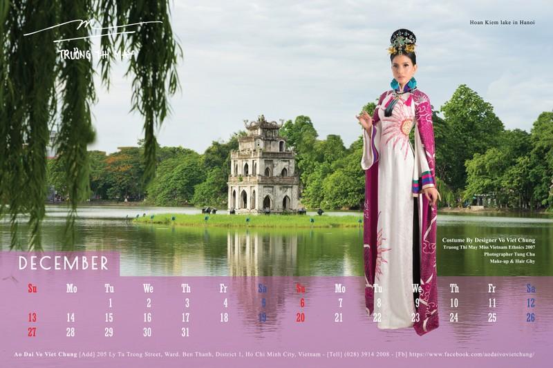 Ngắm 12 mỹ nhân Việt lên lịch 2020 gây quỹ từ thiện - ảnh 12
