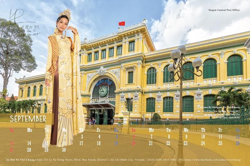 Ngắm 12 mỹ nhân Việt lên lịch 2020 gây quỹ từ thiện - ảnh 9