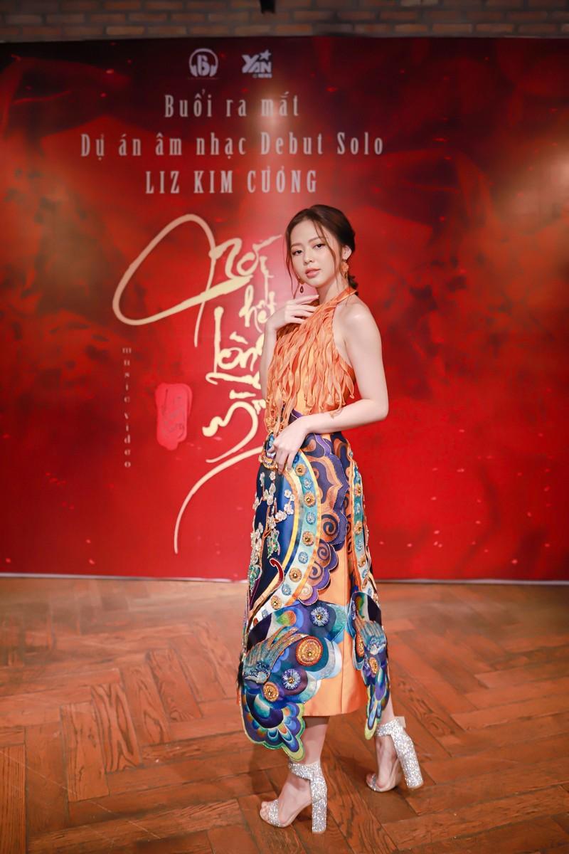 Sau khi rời nhóm LIME, Liz Kim Cương ra mắt sản phẩm solo mới - ảnh 1