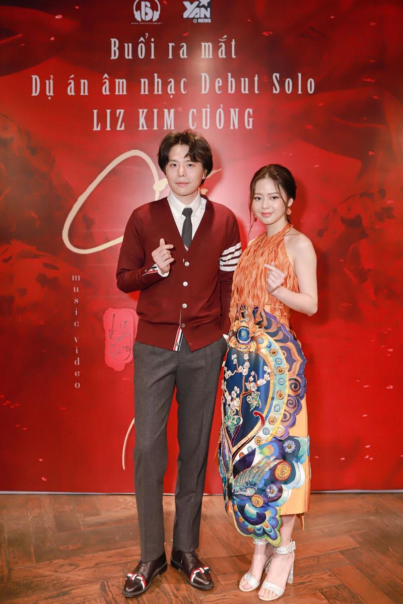 Sau khi rời nhóm LIME, Liz Kim Cương ra mắt sản phẩm solo mới - ảnh 2