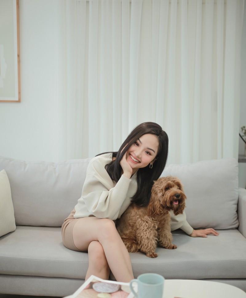 Miu Lê siêu đáng yêu bên cạnh bạn diễn cho hit mới  - ảnh 5