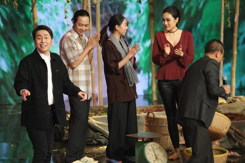 Sau 33 năm dàn diễn viên Biệt động Sài Gòn gặp ở Ký ức vui vẻ - ảnh 3