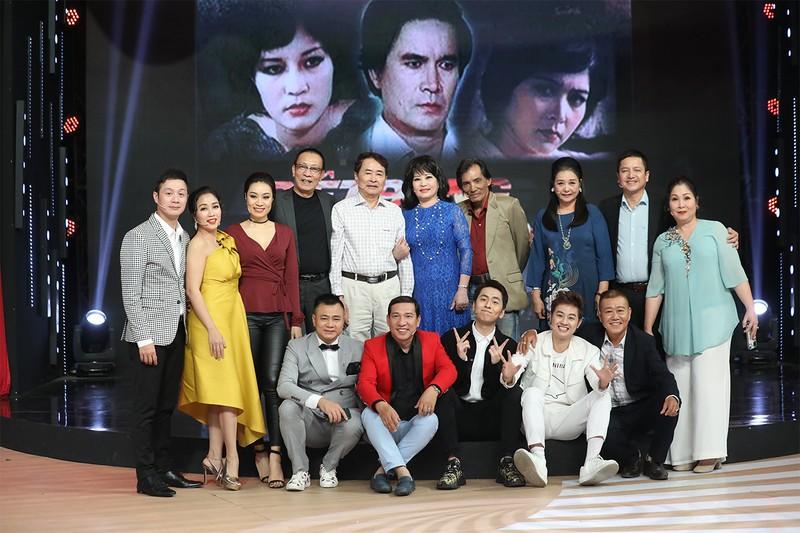 Sau 33 năm dàn diễn viên Biệt động Sài Gòn gặp ở Ký ức vui vẻ - ảnh 1