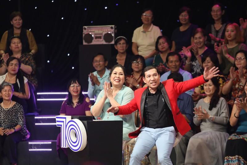 Sau 33 năm dàn diễn viên Biệt động Sài Gòn gặp ở Ký ức vui vẻ - ảnh 5
