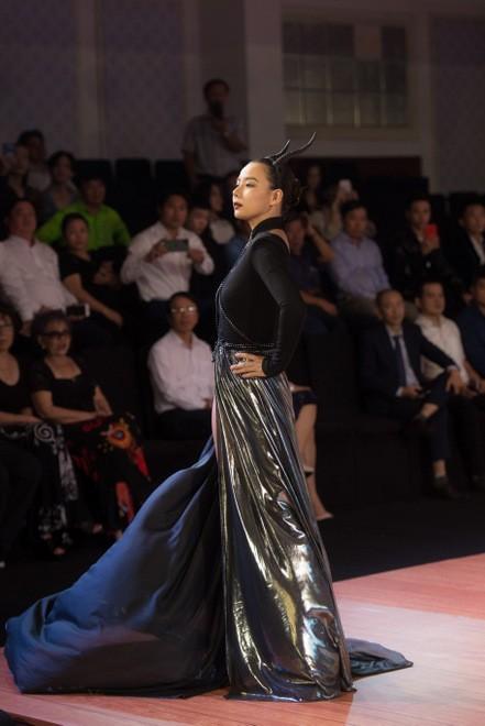 Lại Thanh Hương đã để lại ấn tượng tại đêm diễn BIB show - ảnh 2