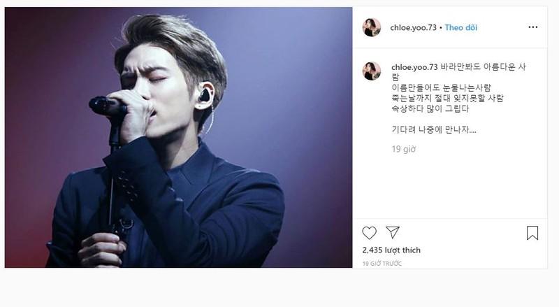 Người hâm mộ tưởng nhớ 2 năm ra đi của Jonghyun (SHINee)  - ảnh 3