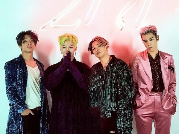 YG phản hồi về việc gia hạn hợp đồng của Big Bang - ảnh 1