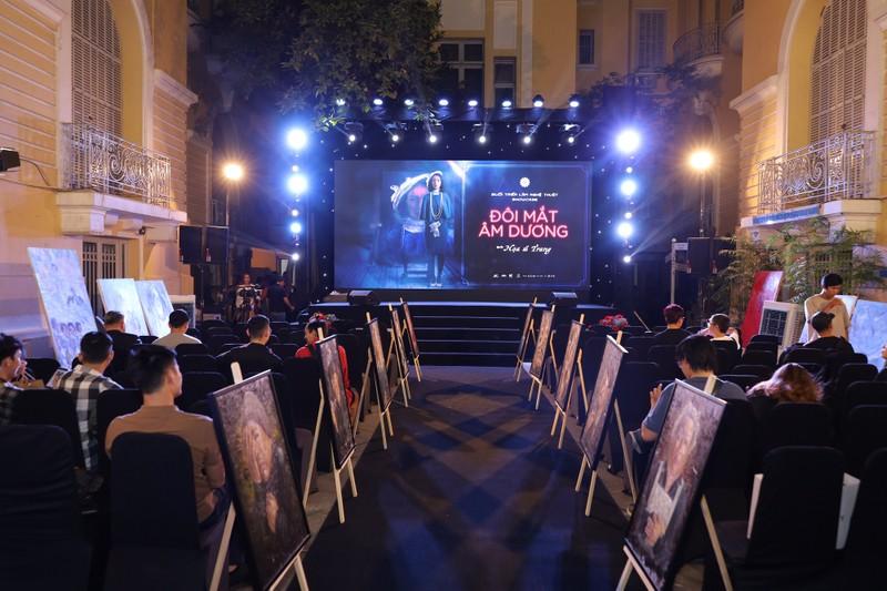 Quốc Trường, Thu Trang gây ám ảnh người tham dự sự kiện  - ảnh 6