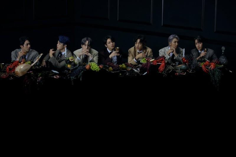BTS đứng đầu Billboard 200 và thiết lập kỷ lục mới - ảnh 1
