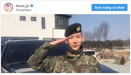 Jo Kwon (2AM) chính thức xuất ngũ và bật mí dự án sắp tới  - ảnh 1