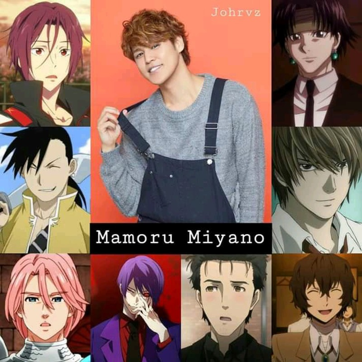 Tốp 10 diễn viên lồng tiếng trong các phim anime huyền thoại - ảnh 1