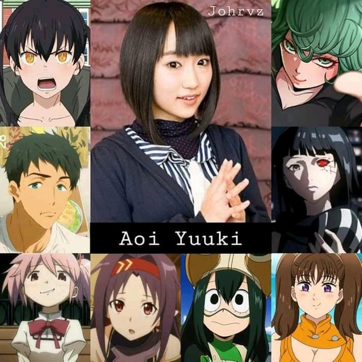 Tốp 10 diễn viên lồng tiếng trong các phim anime huyền thoại - ảnh 4