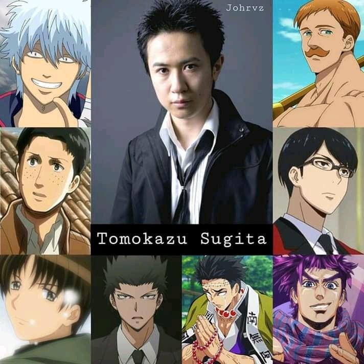 Tốp 10 diễn viên lồng tiếng trong các phim anime huyền thoại - ảnh 8