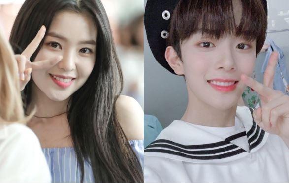Nam idol bỗng nhiên nổi tiếng vì rất giống Irene (Red Velvet) - ảnh 1