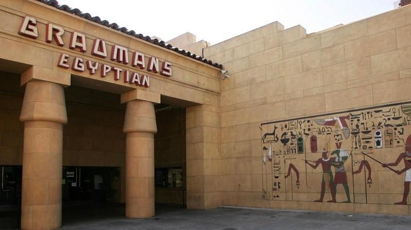 Netflix mua lại nhà hát Ai Cập lịch sử của Hollywood  - ảnh 2