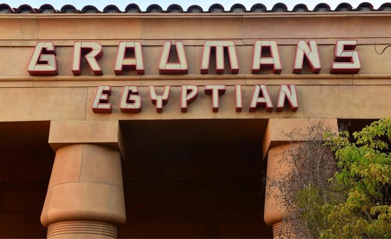 Netflix mua lại nhà hát Ai Cập lịch sử của Hollywood  - ảnh 1