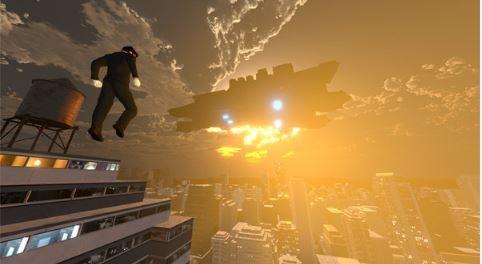 Sinh viên Bách Khoa phát hành game siêu anh hùng trên Steam - ảnh 2